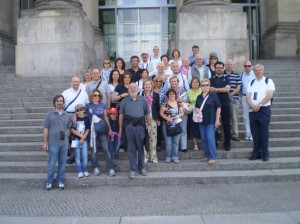 gruppo PSL a Berlino